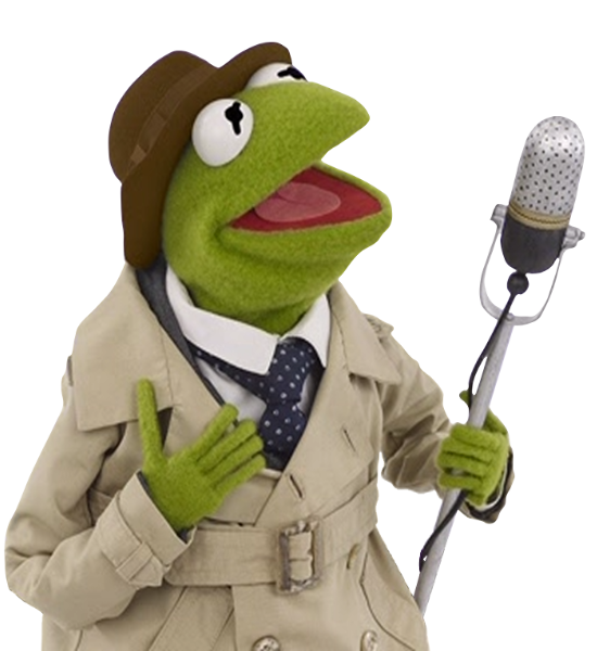 The Muppet Mindset: Weekly Muppet Wednesdays: Kermit The