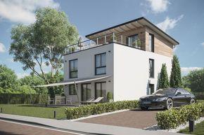 TALBAU Haus Wohnen auf drei Ebenen