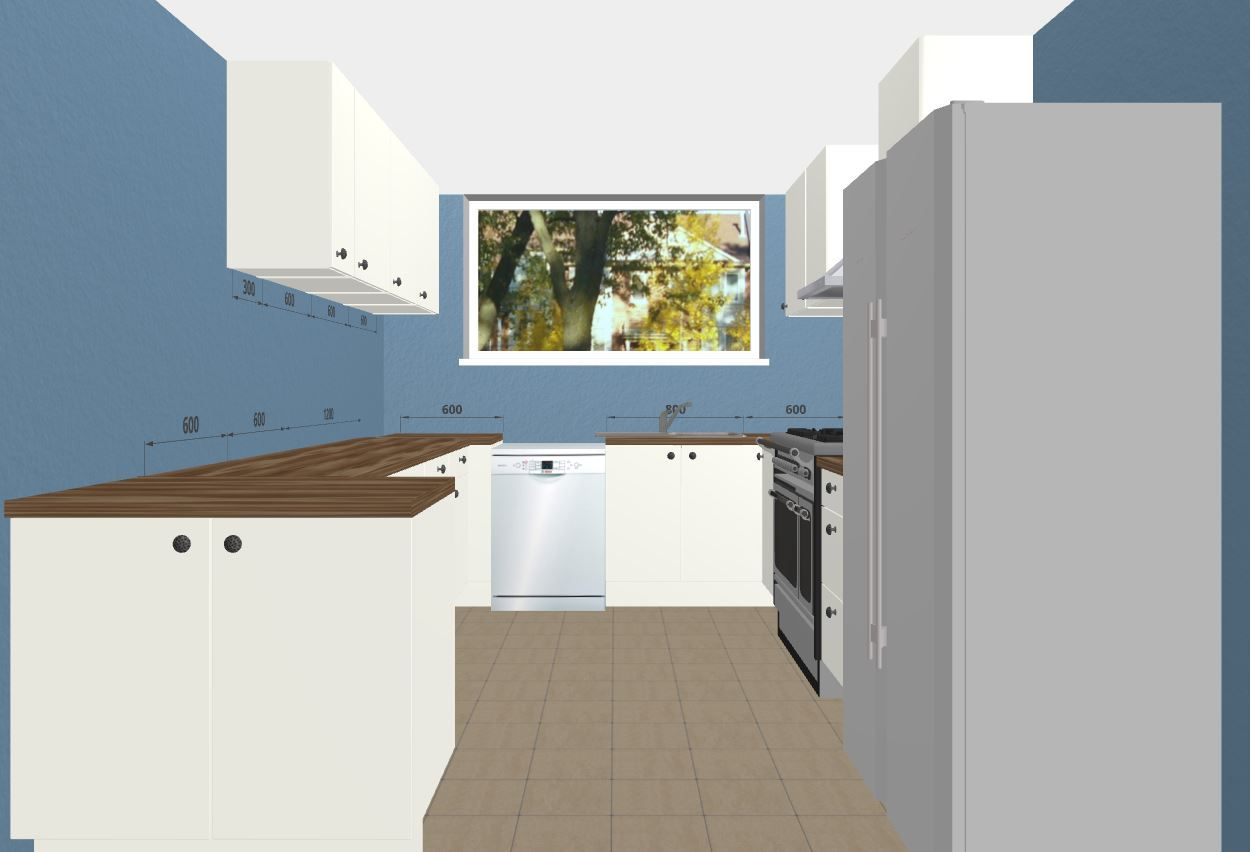 Lots Of Cabinet And Worktop Space Create Your Own Design Using The Free 3d Kitchen Planner Kitchen Inspiration Design Kitchen Planner Design Your Kitchen,Colours That Go With Green And Grey