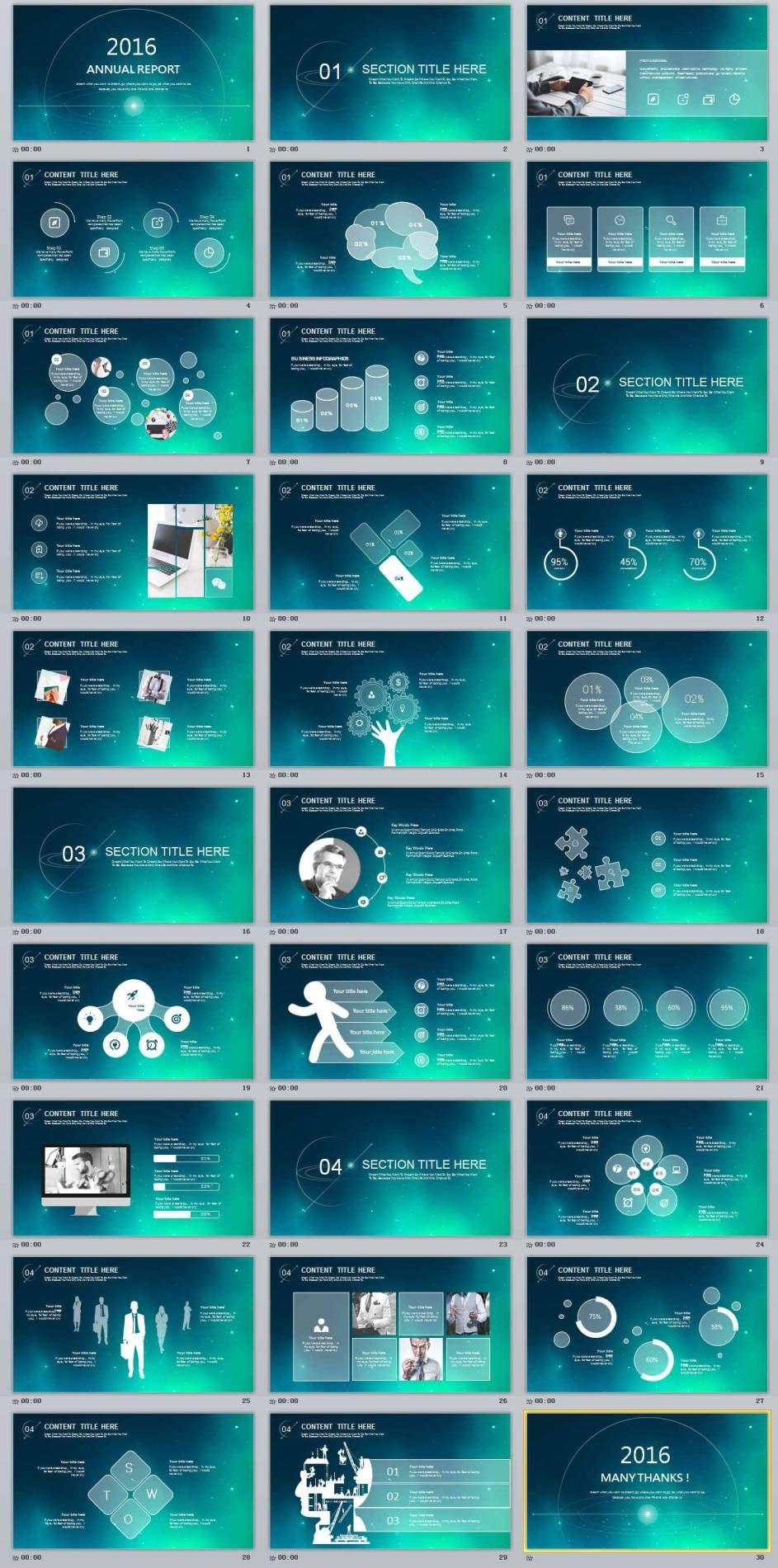 30 Ios Best Presentation Powerpoint Templates Presentation