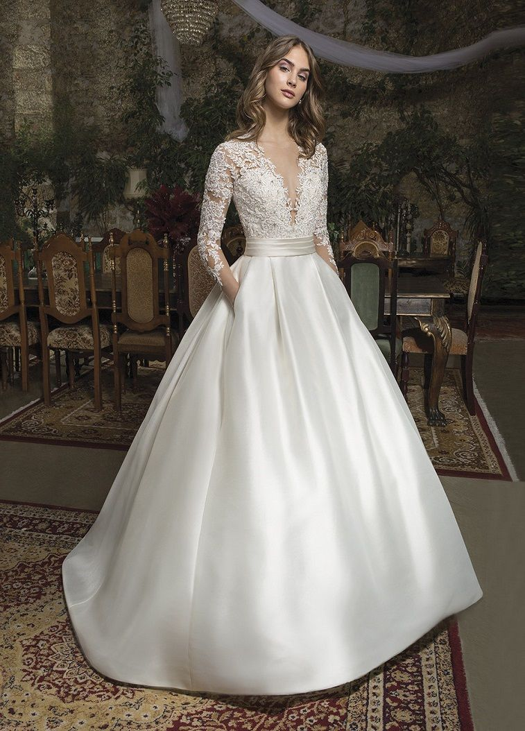 Cosmobella Bridal 2019 Wedding Dresses