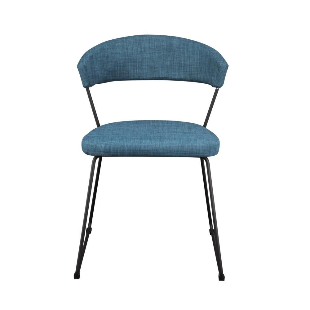 Adria dining chair bluem lauren dining chairs pinterest