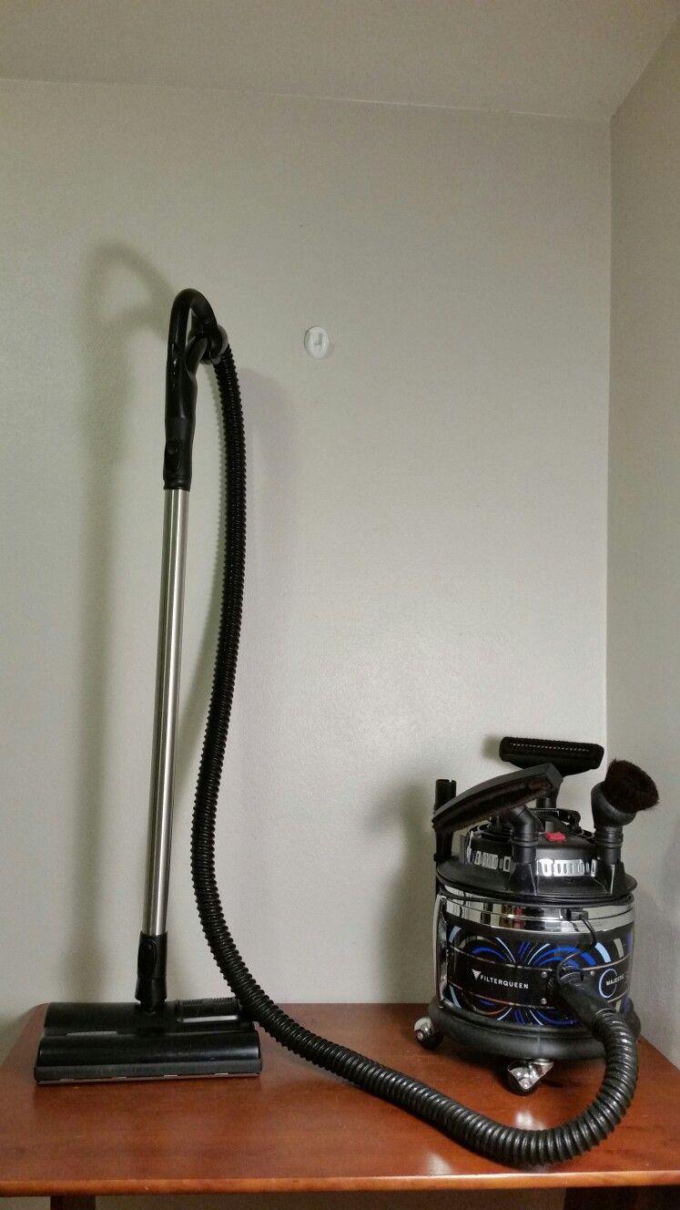 Filter Queen Majestic 360 Canister Vacuum Cleaner Vacuum