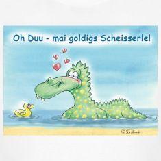 Ullrich-Jakob - Oh Duu - mai goldigs Scheisserle! T-Shirts