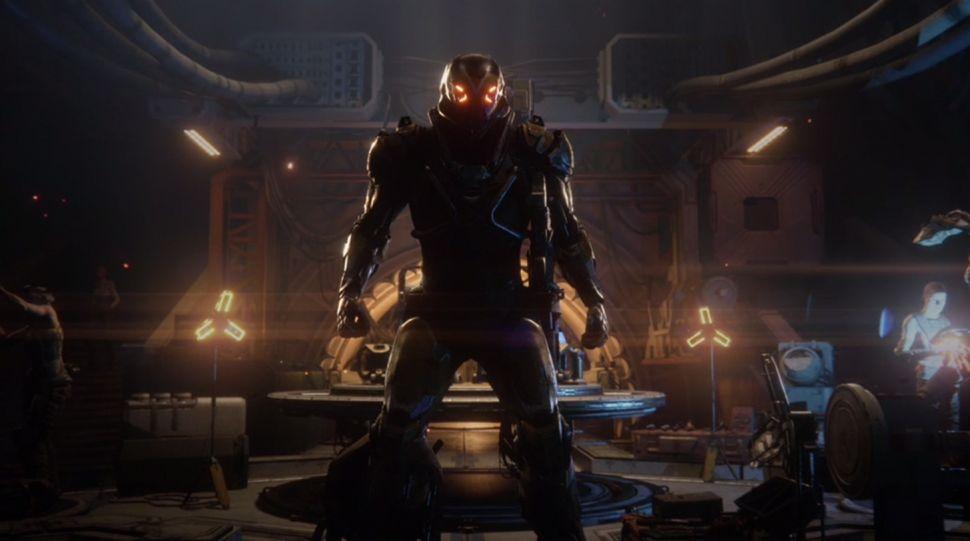 Anthem Review Anthem Game Anthem Xbox One