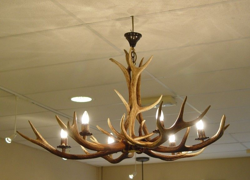 Gewei lamp home pinterest antlers and house for Lamp gewei