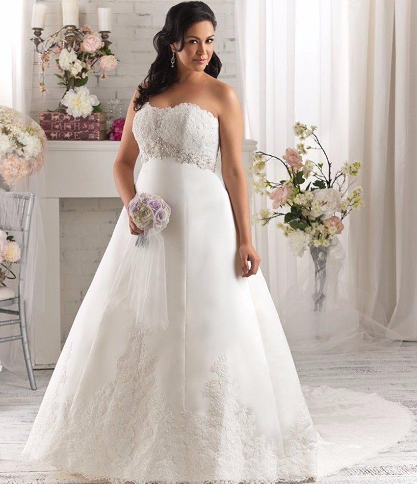 Empire Waist Maternity Wedding Dresses at Bling Brides Bouquet ...