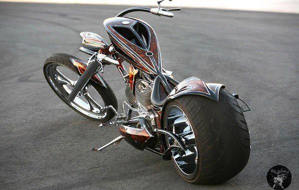 That tyre is reason enough