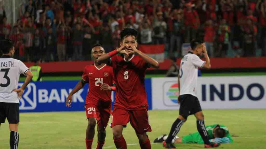 Indonesia Pecundangi Laos   Di Piala Aff U Detik Sports Berita