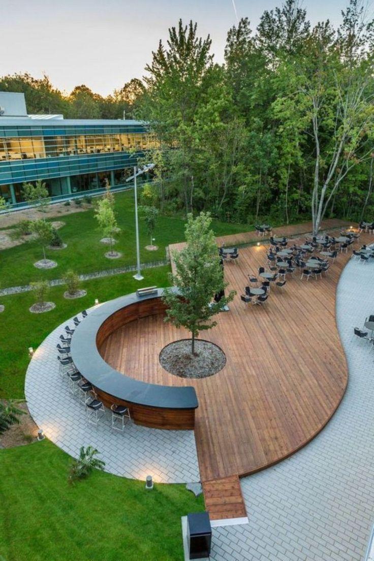 Urban Landscape Backyard Landscape Architecture