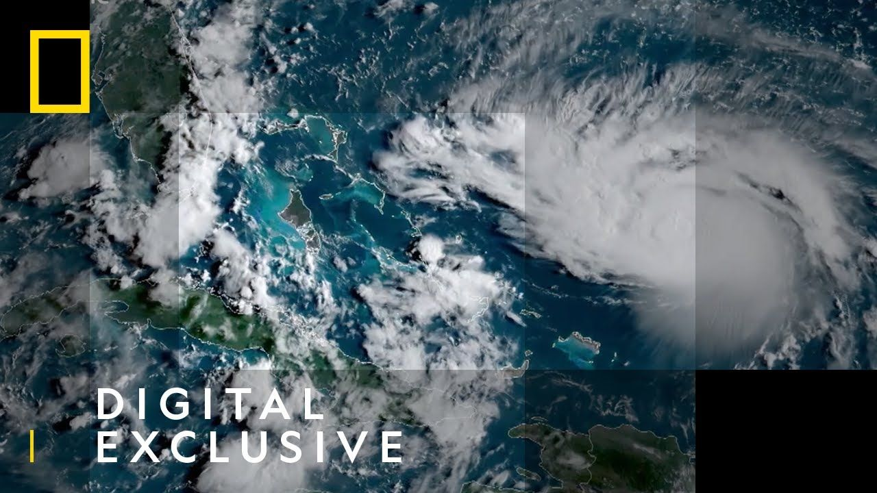 Youtube In 2020 Eye Of The Storm National Geographic Category 5 Hurricane