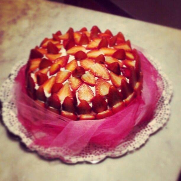 Tappeto di Fragole Food, Desserts, Pie