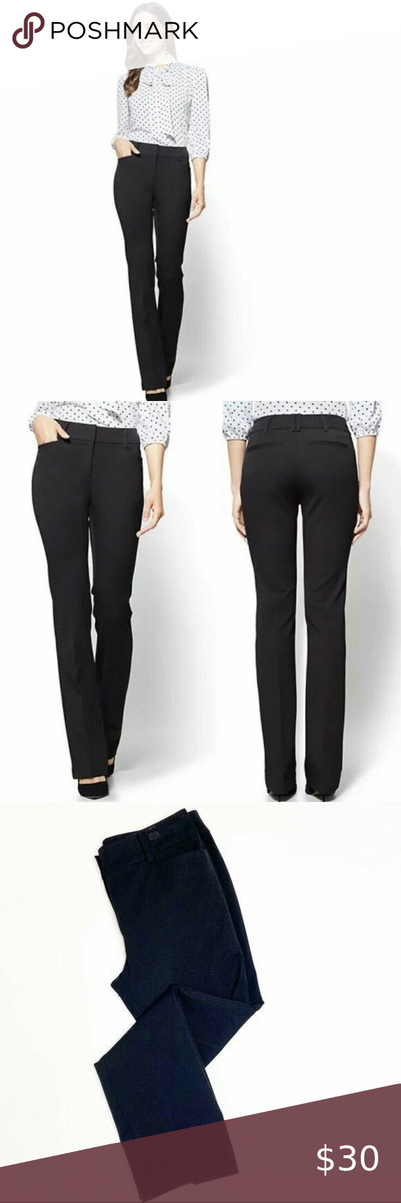 Olaizolav Black Pants Work Outfit Black Pants Work Work Outfit [ 1251 x 867 Pixel ]