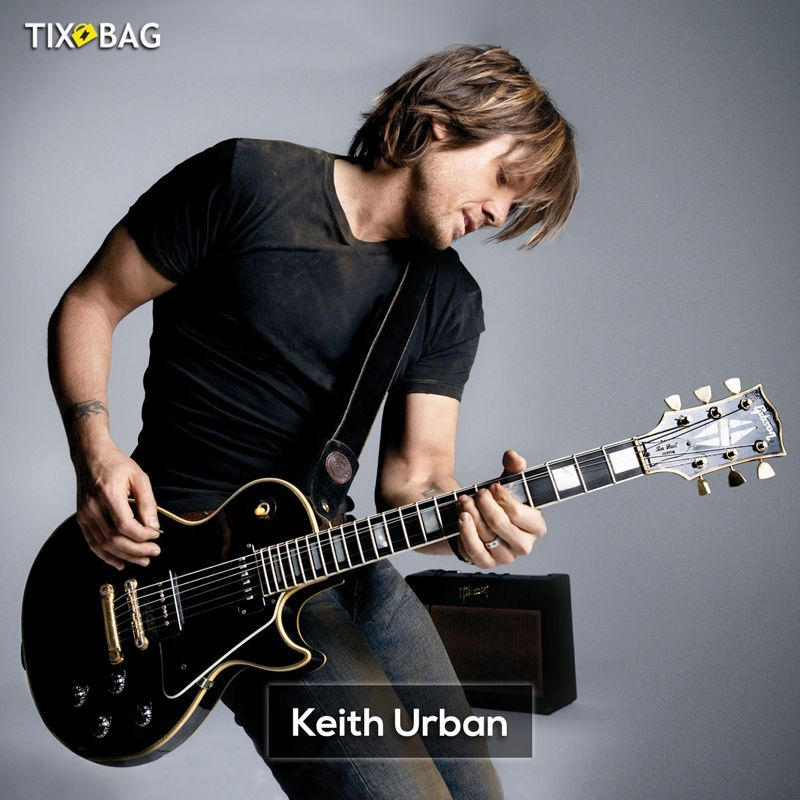 Singer-songwriter Keith Urban performs onstage during the