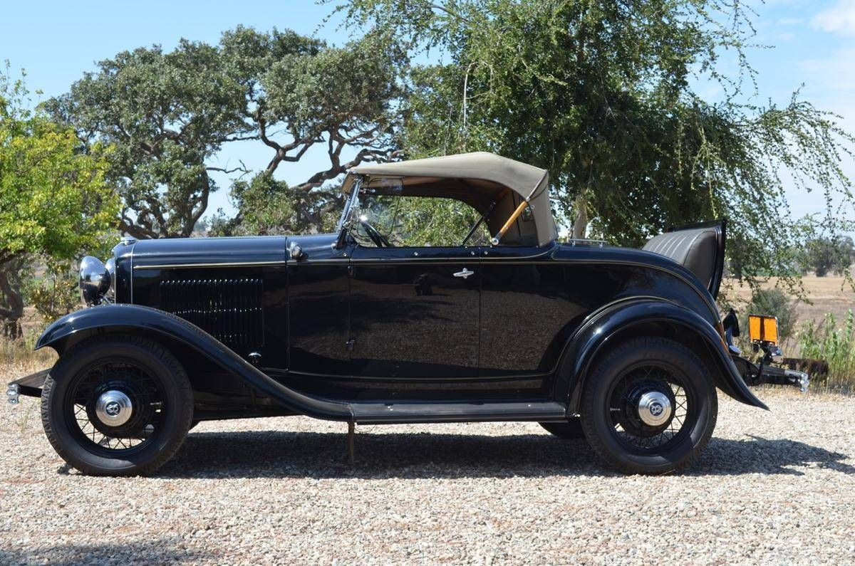 1932 ford nick alexander collection roadster for sale
