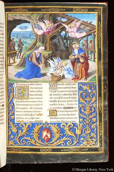 Missal, M.495 fol. 8r - Images from Medieval and Renaissance Manuscripts - The Morgan Library & Museum