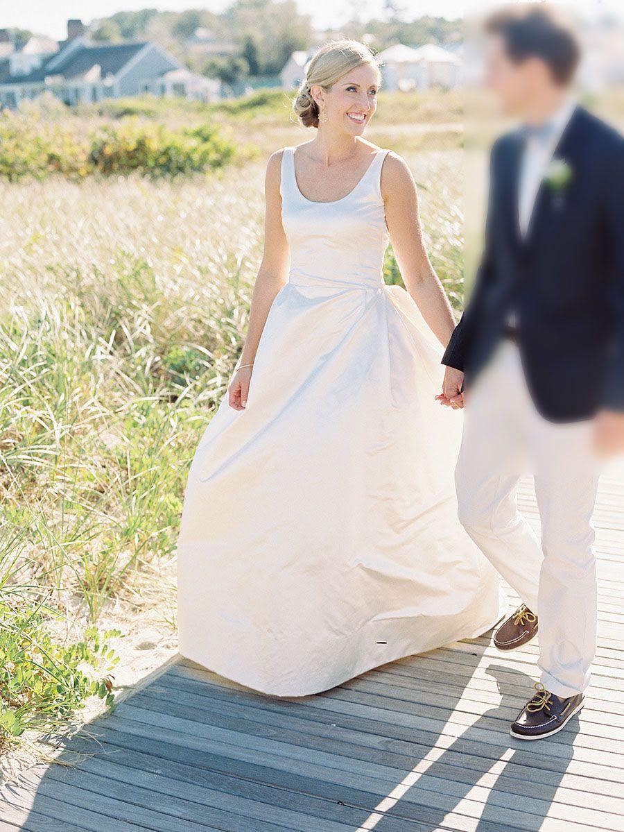 Ivory taffeta sleeveless ball gown wedding dress scoop neckline ivory taffeta sleeveless ball gown wedding dress scoop neckline fitted bodice making contrast to the ombrellifo Choice Image