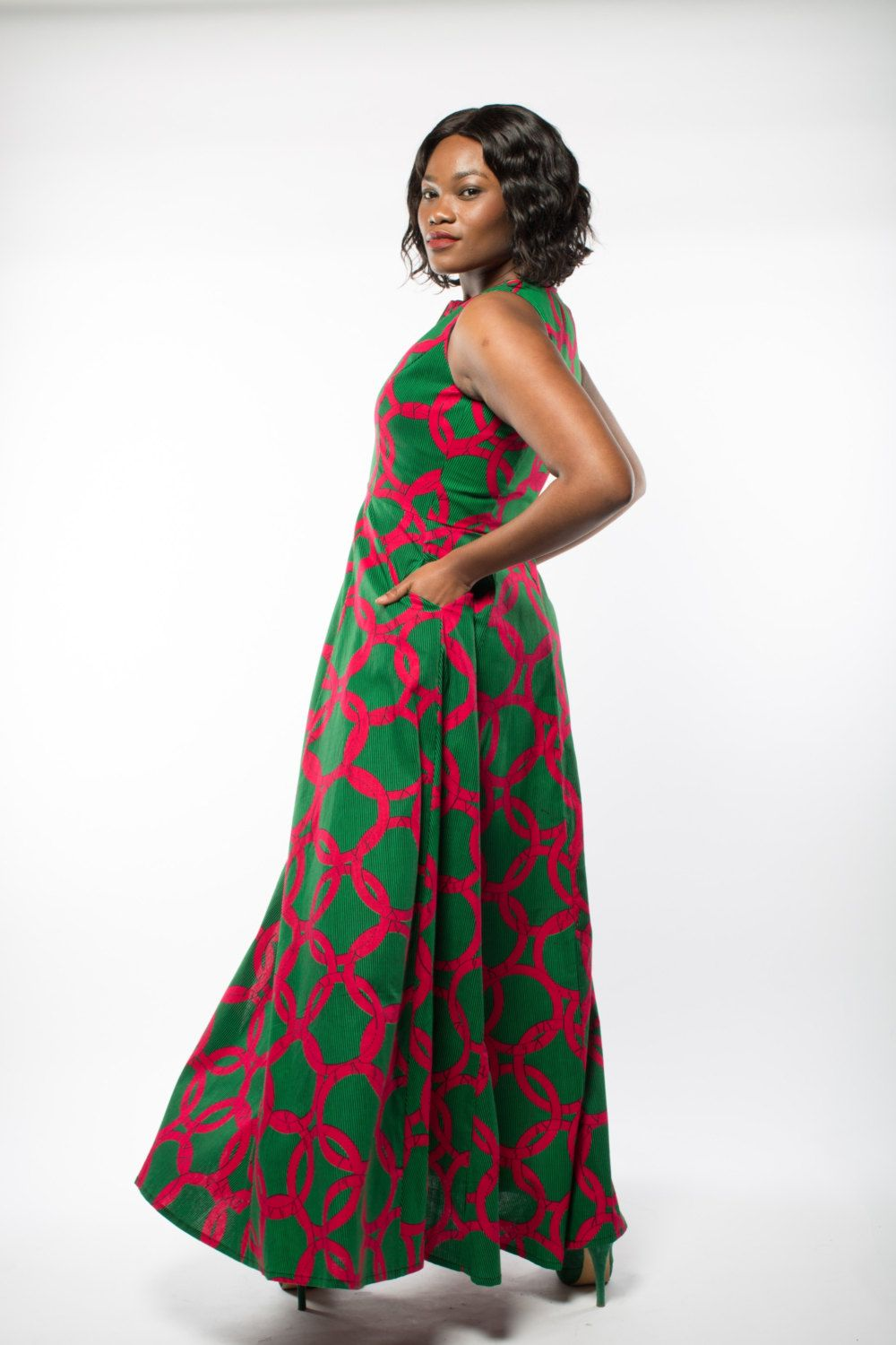 Ankara maxi dress african print maxi dress sale maxi dress long
