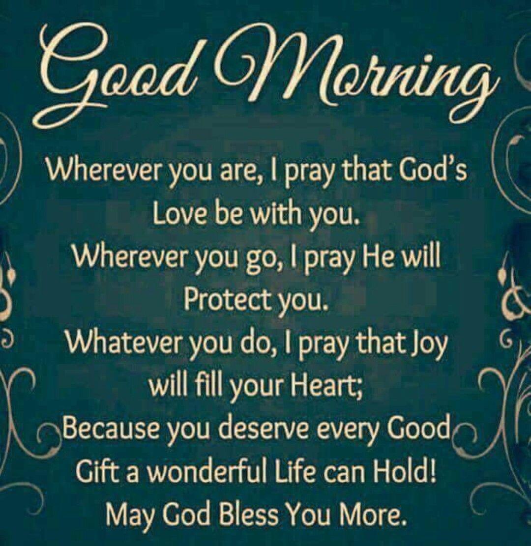 Good Morning (Prayer) Good morning prayer, Good morning