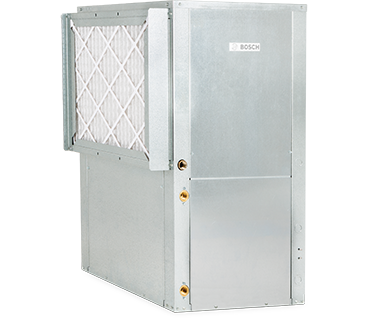 Bosch Geothermal Heat Pump Residential Product Offering