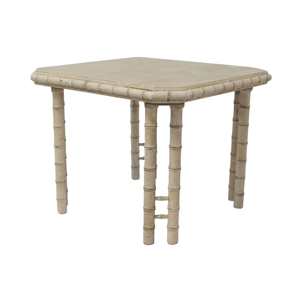 King Chiavari King Chiavari Is A Vintage Table In A Distressed  # Muebles California