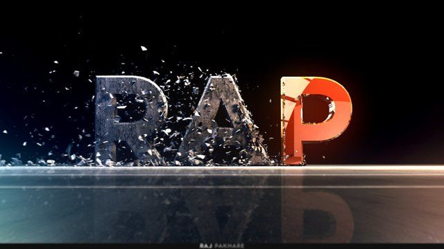 Rap Peel Thinking Particles 3ds Max Tutorials 3d Typography Poster 3ds Max