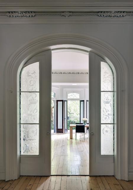 Un blog de decoraci n a mi manera cl sica y moderna for Casa clasica moderna interiores
