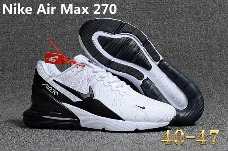Nike Air Max 270 Men Nike Air Max Sneakers Men Fashion Nike Air Max Outfit