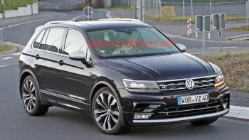 Vw Tiguan Makes One Of Three Finalists In World Car Of The Year Carro Conceito Carros Carros Incriveis