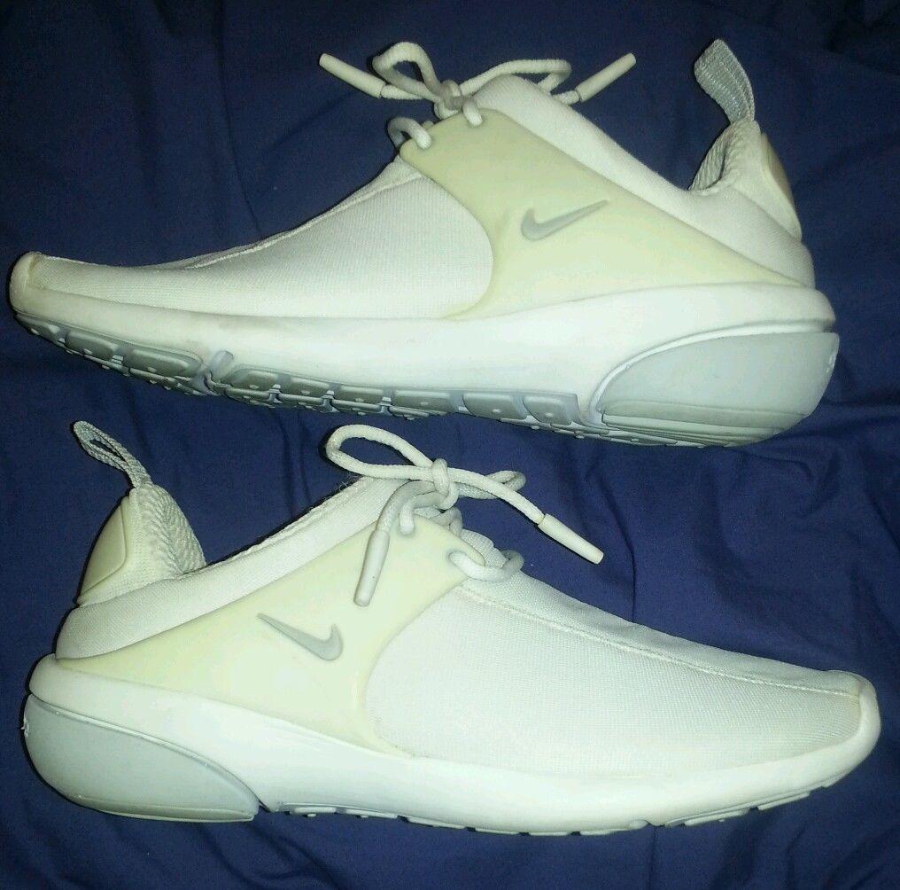 Nike Air Presto Glide OG rare vintage 2002 white Medium running shoes kicks