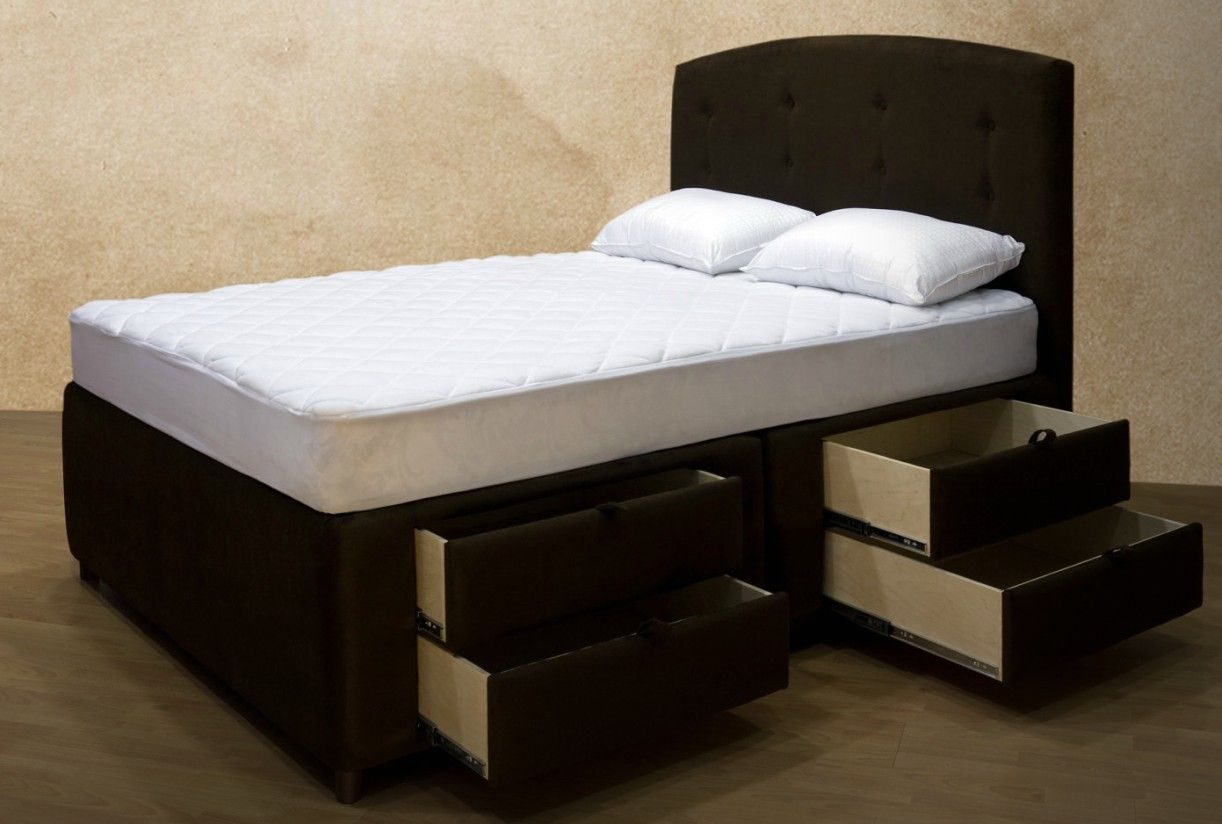 Queen Bed Mattress Set Dengan Gambar