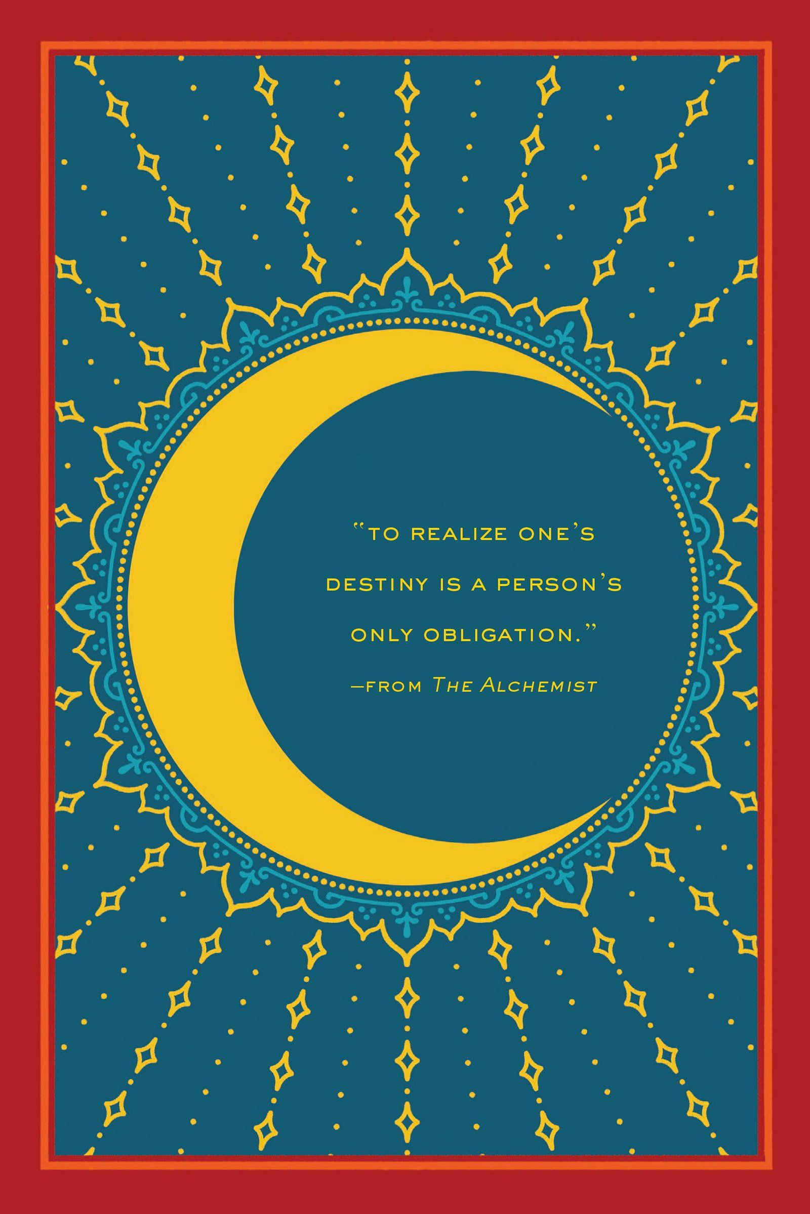 The Alchemist Paulo Coelho 9780062315007
