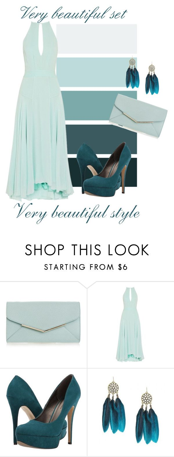 """""""Very beautiful set"""" by alina-zhylchuk ❤ liked on Polyvore featuring Furla and Michael Antonio"""