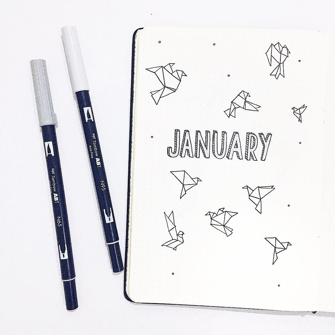 "Amiza Omar ♛ on Instagram: ""As promised, here's my January cover page. 