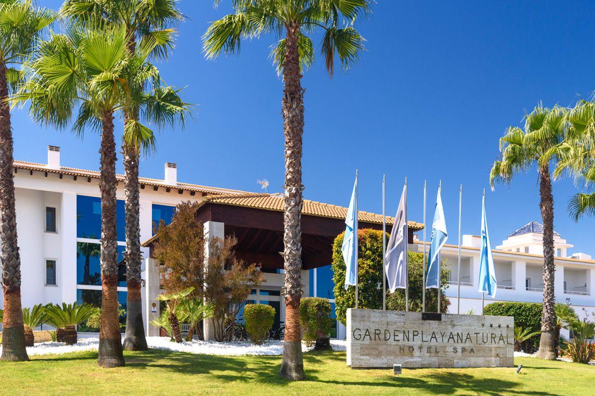 Pin De Gift Danei En Garden Playanatural Hotel Spa Hotel Romper