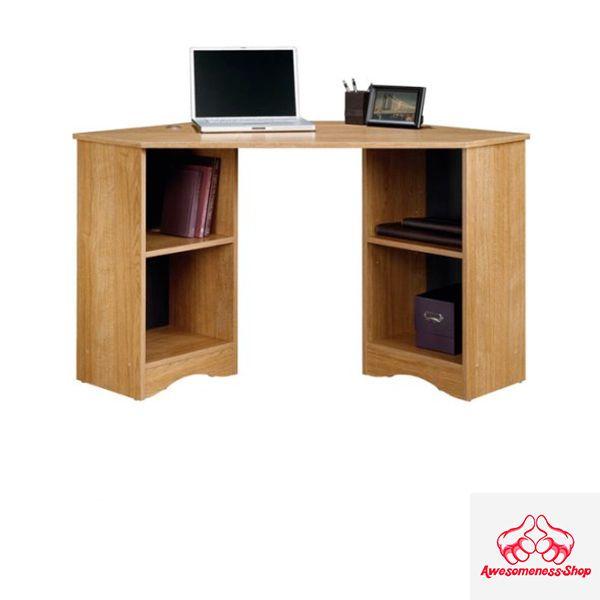 home office work table. L SHAPED CORNER DESK Computer Workstation Work Table Home Office Executive Wood\u2026