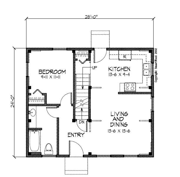 Saltbox House Plans & Homes   Timber Frame Salt Box Homes ...