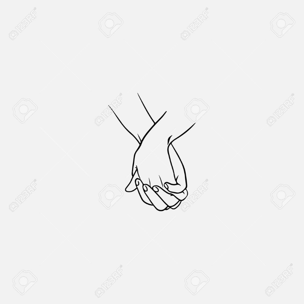 Couple Illustration Drawing Holding Hands Couplesgoals Couplelove Coupleshoot People Holding Hands Continuous Line Drawing Holding Hands Drawing