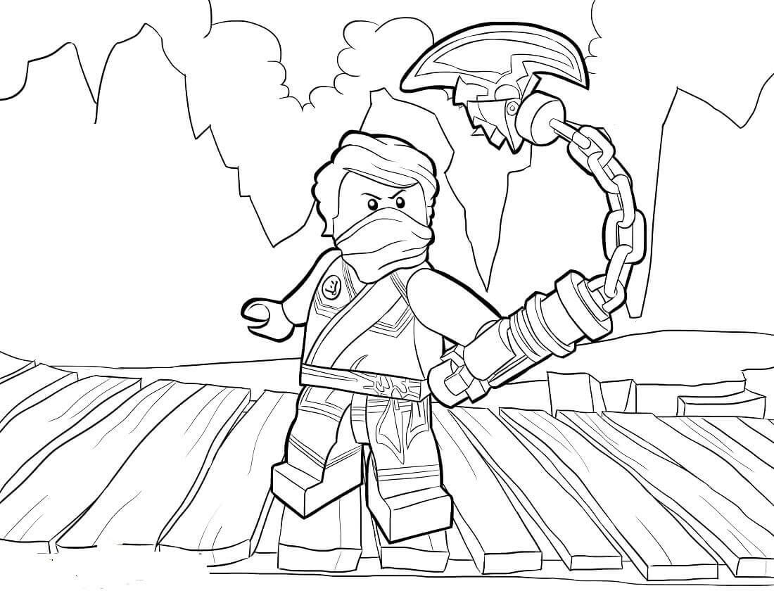 Lego Ninjago Coloring Pages Lloyd Montgomery Garmadon Ninjago Coloring Pages Lego Coloring Lego Coloring Pages