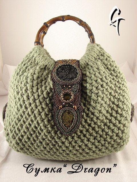 d2cfb87b00ac Необычные и удивительно красивые вязаные сумки Гульмиры Галиевой ...