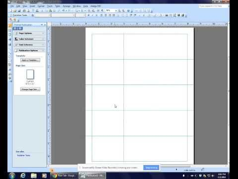 How to easily make custom numbered Raffle Tickets with MS Word and - create raffle tickets in word