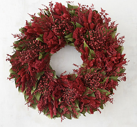 16 Elegant Christmas Wreaths to Buy Online 2017 - Best Holiday ...
