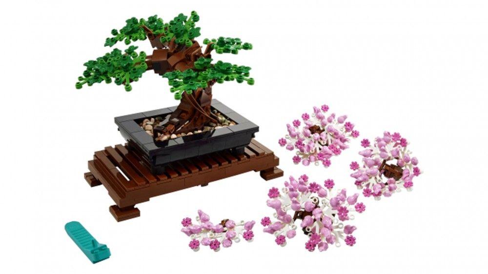Lego S New Botanical Collection Includes The First Bonsai Tree I Can T Kill Bonsai Tree Bonsai Bonsai Tree Price