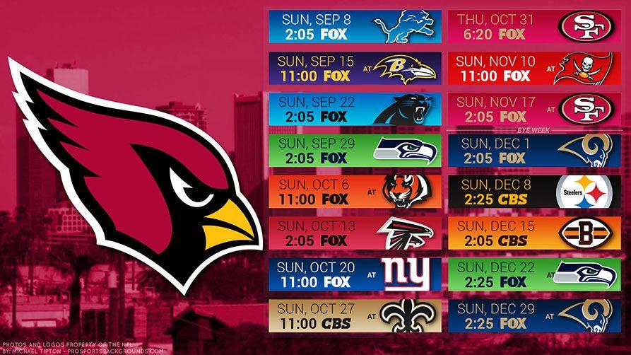Arizona Cardinals 2019 Desktop Pc City Nfl Schedule Wallpaper Arizona Cardinals Cardinals Wallpaper Arizona Cardinals Schedule