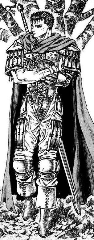 Guts #Berserk manga