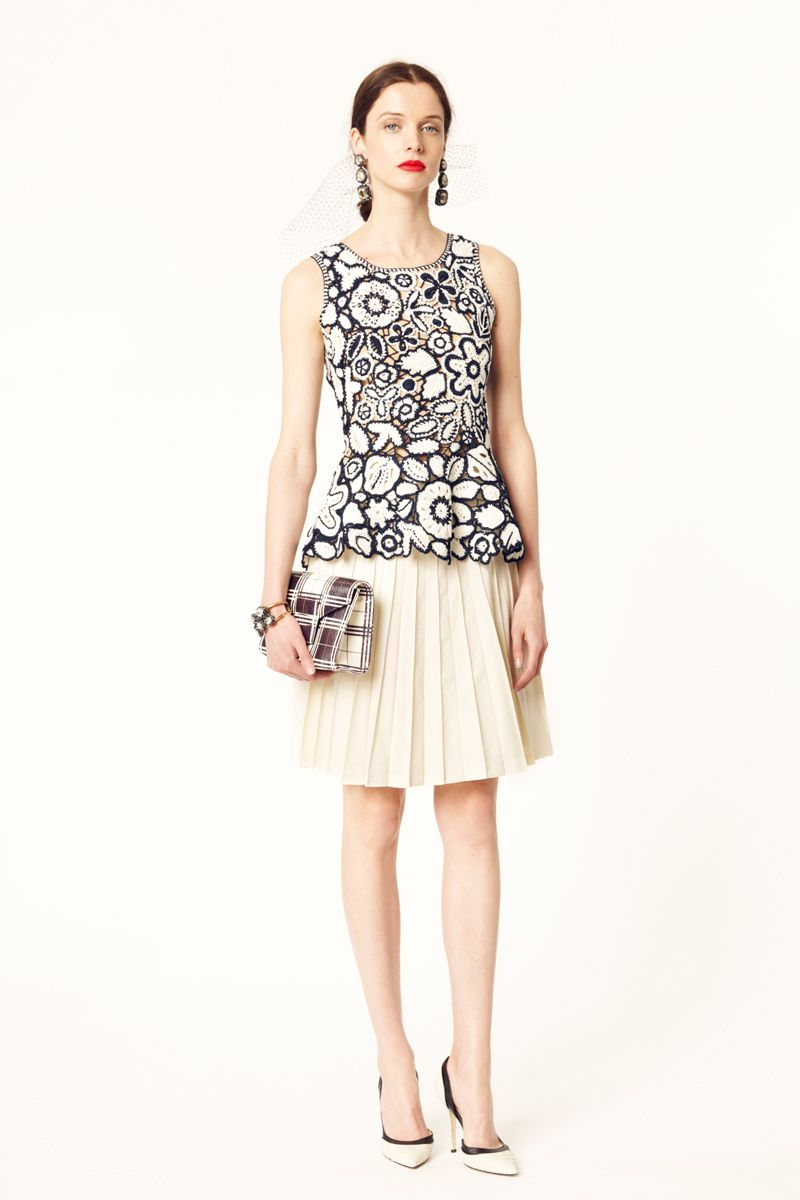 Oscar de la Renta Resort 2014 | DRESS ACCORDING TO THE EVENT ...