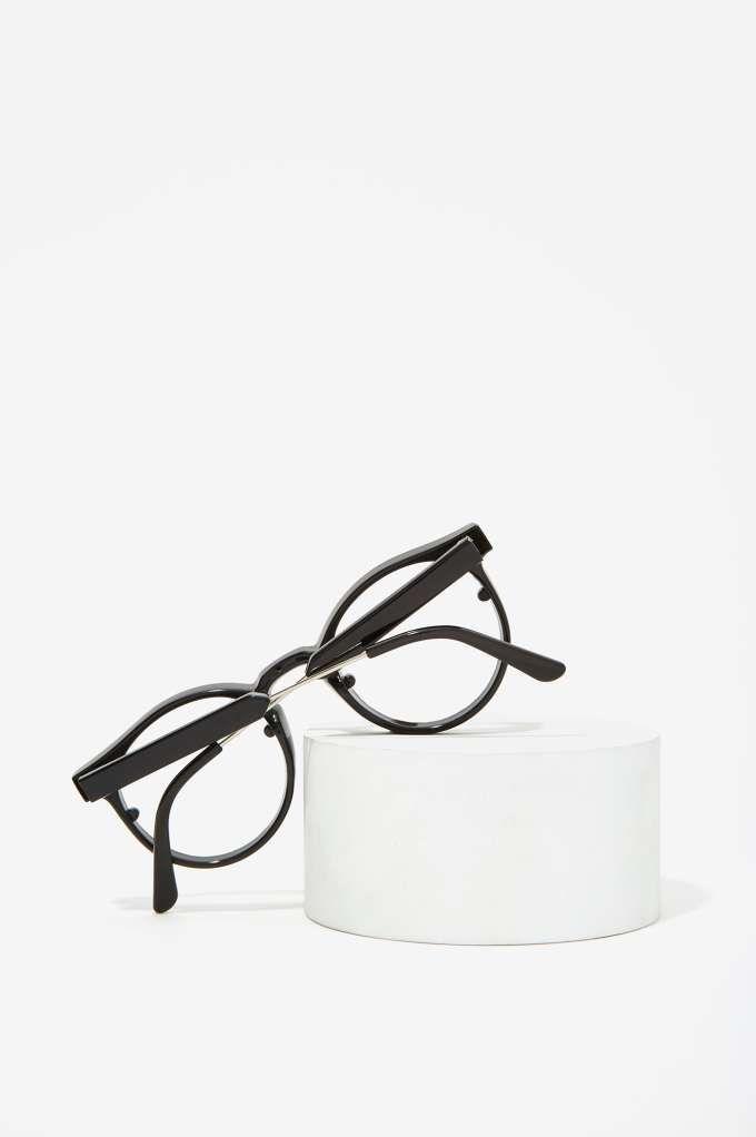 Spitfire Post Punk Glasses | e y e w e a r * | Pinterest