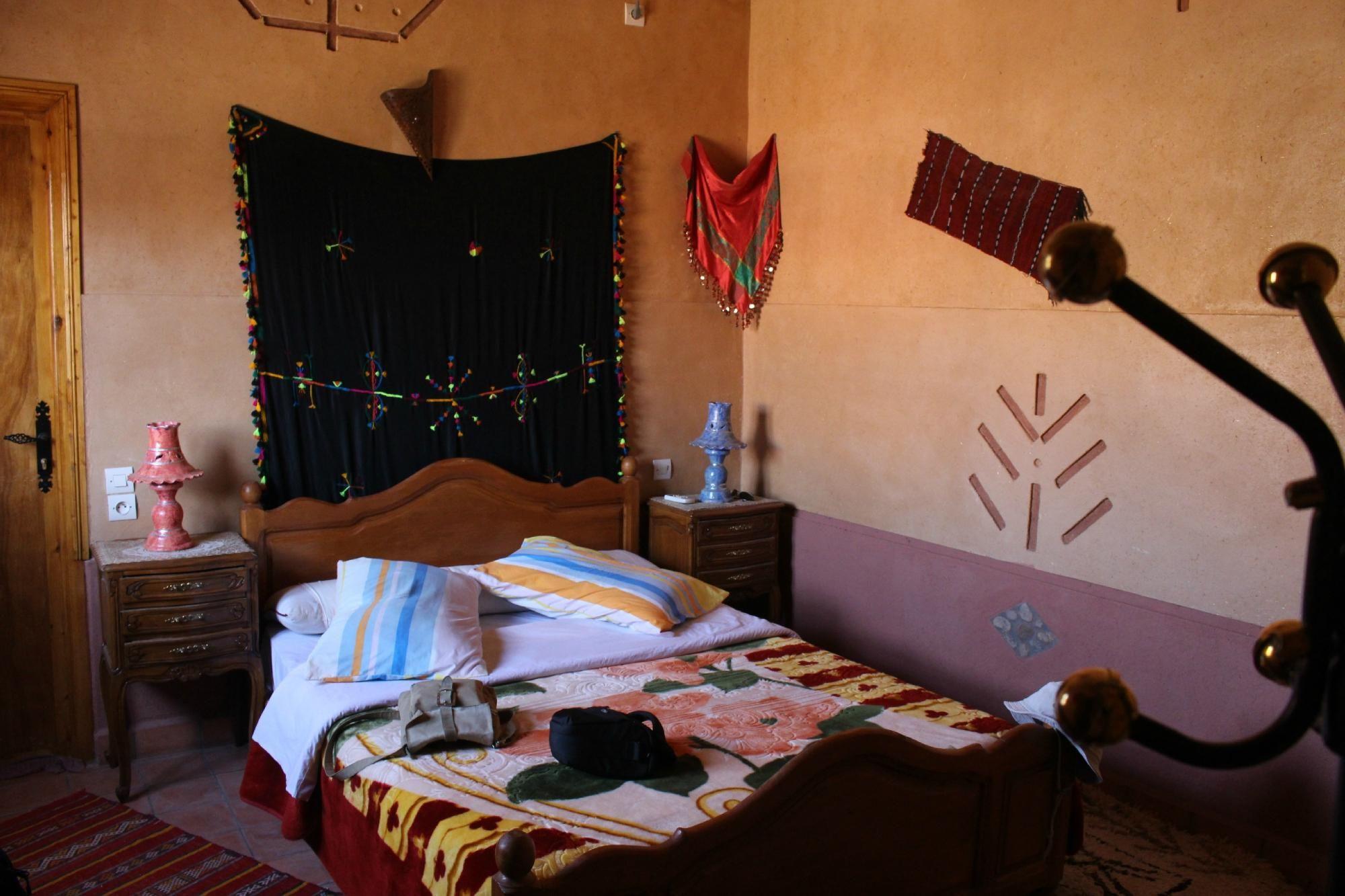 Maison d 39 hotes restaurant chez l 39 habitant amazigh 20 - Chambre chez l habitant marrakech ...