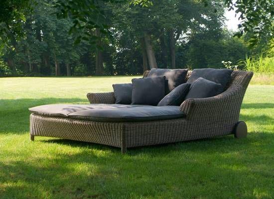 Ligstoel Voor Tuin : Tuinmeubelen ligstoel ligbank tuin valentine outdoor