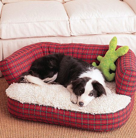 PET Sewing Pattern - Dog Beds Pets Toys Dogs Coat   Pet toys, Dog ...